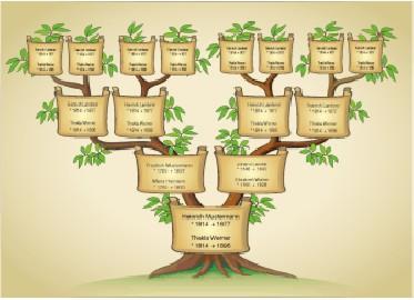 stammbaum erstellen
